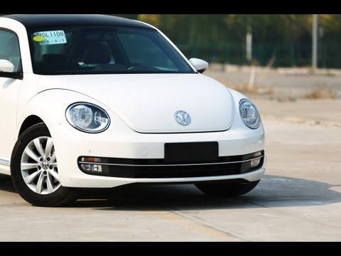 閃亮金龜!VW New Beetle
