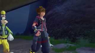 Kingdom Hearts 3- Tangled Cutscene/Battle Imagined (Fan-Made)