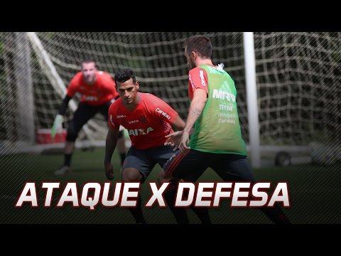 Pré-temporada | Ataque x Defesa (17/01)
