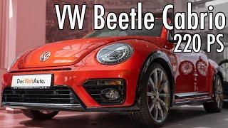 VW Beetle Cabrio 2.0 TSI   220 PS   Schmidtmotorsport