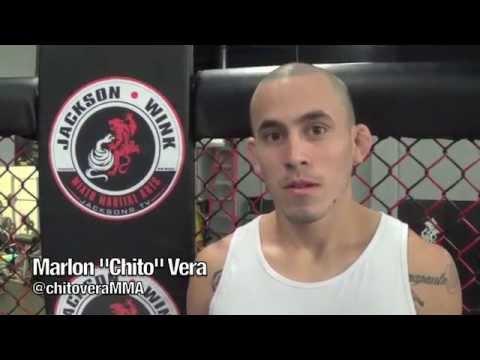 Ecuatoriano Marlon Chito Vera habla Marco Beltran y UFC México