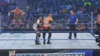 batista/ kane vs mvp/ the great khali part 2 29/2/08