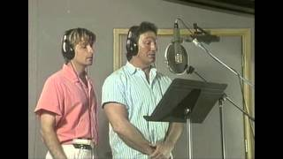 Christmas Music - Alan Autry & Randall Franks interviews - In the Heat of the Night.wmv