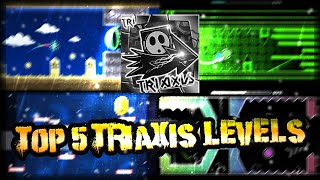 [GDash] Top 5 Triaxis Levels