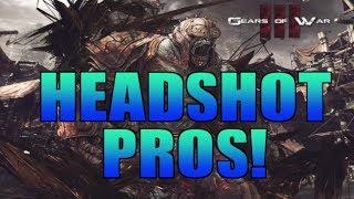 GOW3 | OSOK VS TRUE HEADSHOT PROS!