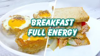 6 Healthy Breakfast Recipes For Weight Loss (Relaxing Morning Music - Women's Healthy Lifestyles)