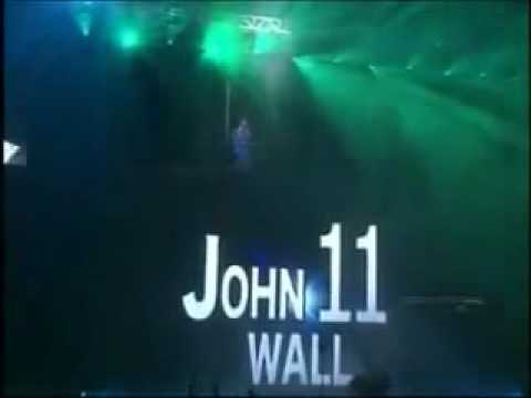 John Wall s Introduction at Big Blue Madness 2009!