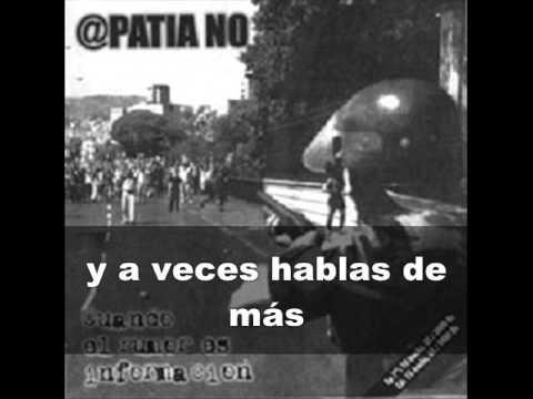 @patia No - Reporteros Mediocres