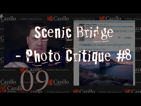 Scenic Bridge - Photography Critique #8