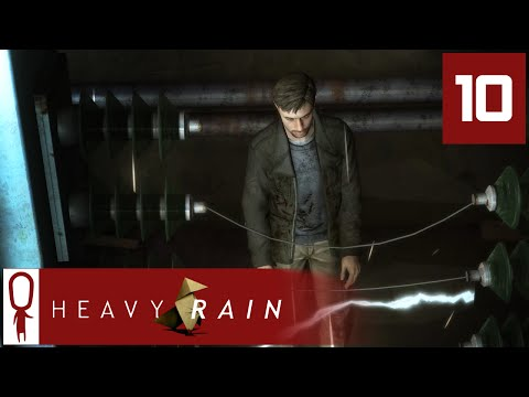 Heavy Rain - Part 10 - Suffering - Let's Play - Heavy Rain Walkthrough Gameplay