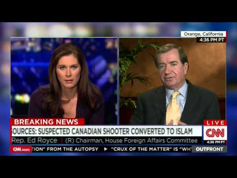 Chairman Royce on CNN