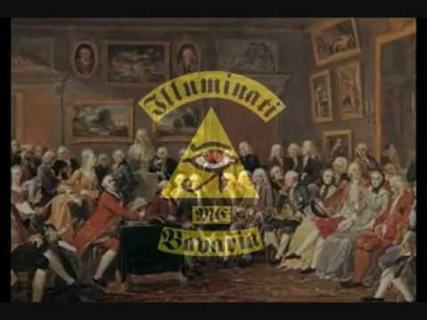 The Illuminati JESUITS 1776 Adam Weishaupt 'Pawns in the game'