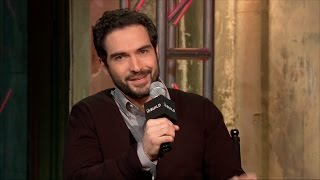 Alfonso Herrera Talks About Engaging With Fans On Social Media | RenewTheExorcist