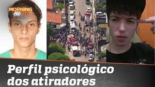 Por dentro do perfil psicológico dos atiradores de Suzano
