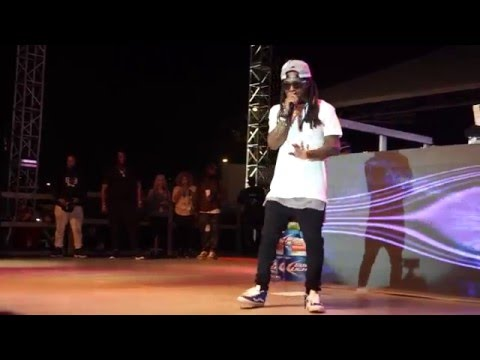 Wild Splash 2016 Fabolous and Lil Wayne Live