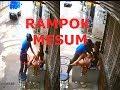 Perampok Mesum Tertangkap CCTV