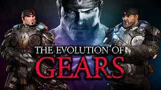 The Evolution Of Gears Of War