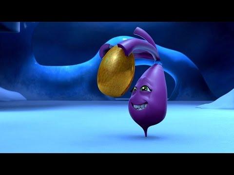 Прикольный мультик «Овощная вечеринка» - Шоколадное яйцо (87 серия)
