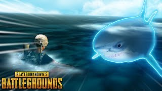 SHARKS IN PUBG..?! NO THANKS..!! | Best PUBG Moments and Funny Highlights - Ep.199