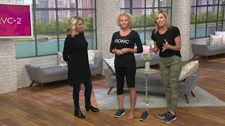 Vionic Mesh Lace-up Sneakers - Christina on QVC