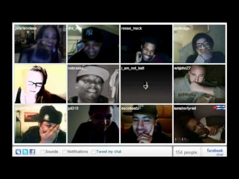 Katt Williams Smith Roasting A Pale Faced Woman Off Dofat Tinychat