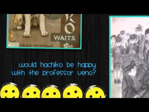 hachiko waits book report Hachiko waits is a children's book, written by lesléa newman and illustrated by  machiyo kodaira it uses the true story of hachikō the akita dog from japan and  adds yasuo, a young boy, to the story it won several awards plot summary[edit.