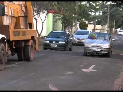 Após manifestação, moradores do Bairro Umuarama recebem resposta da Secretaria de Trânsito