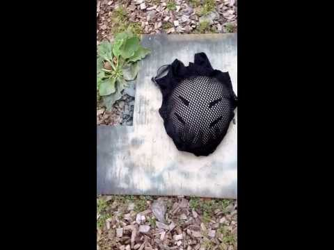 How to spray paint your airsoft helmet a