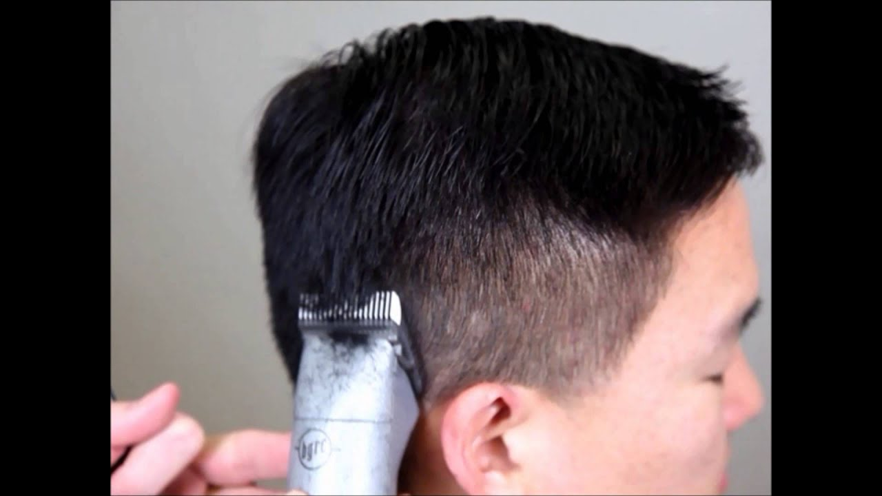 Fade Haircut How To Fade Asian Hair YouTube