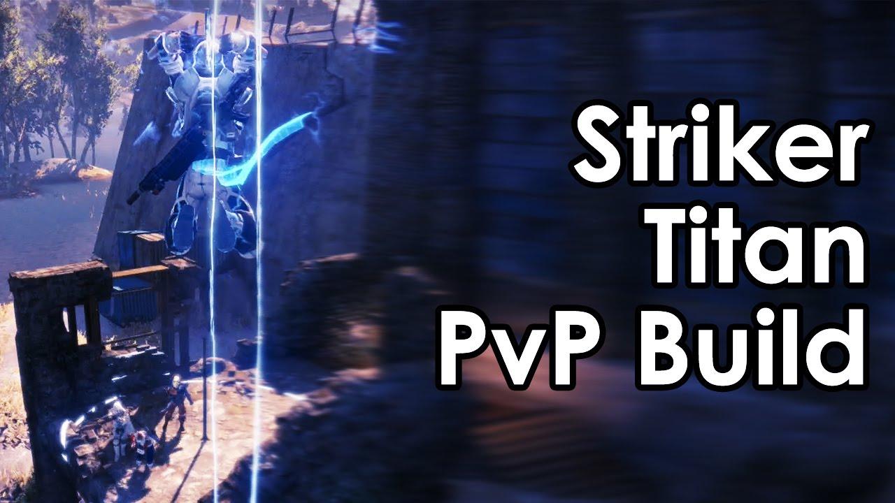 Destiny  Best Striker Build