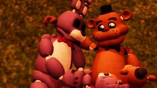 【MMD x FNAF】 always together 【Fronnie】