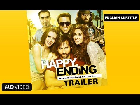 Happy Ending (Official Trailer Subtitled) | Saif Ali Khan, Ileana D'Cruz, Govinda & Kalki