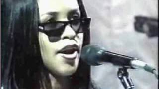 Watch Aaliyah Star Spangled Banner video