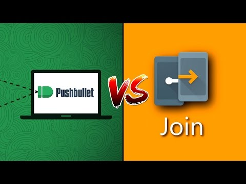 The Ultimate Mobile-to-PC App: Pushbullet vs. Join