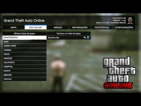 Game | GTA V Online Dicas e Truques Aprenda a usar a LISTA DE JOGOS. GTA 5 Online PT BR | GTA V Online Dicas e Truques Aprenda a usar a LISTA DE JOGOS. GTA 5 Online PT BR