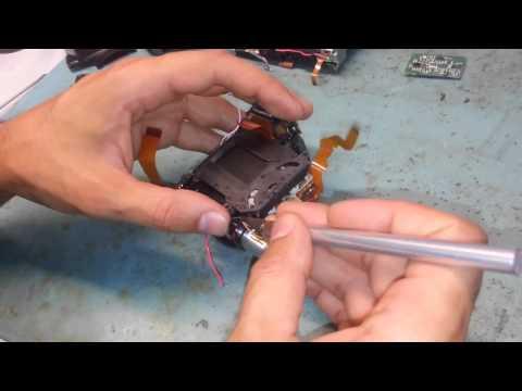 Разборка .ремонт фотоаппарата Nikon D40 (D60) /Disassembly. repair camera