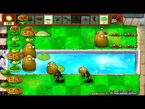 Plants Vs. Zombies Part 24: Zombotany 2 And Boring Bowling