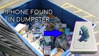 TOP 5 BEST Dumpster Dive Finds of ALL TIME! Found iPhone, MacBook, iPad, Laptop and So Much More