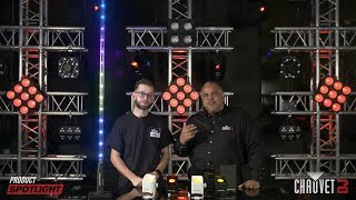 How an Expert Uses CHAUVET DJ Freedom Fixtures