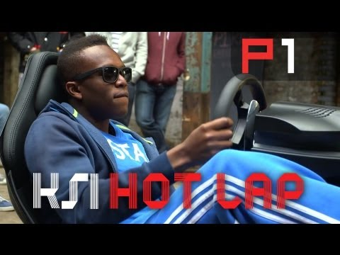 KSI Hot Lap! - Grand Prix Challenge