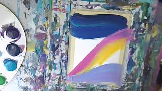 God Is A Woman | Ariana Grande | Synesthesia Painting
