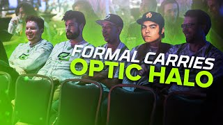 FORMAL CARRIES OPTIC HALO