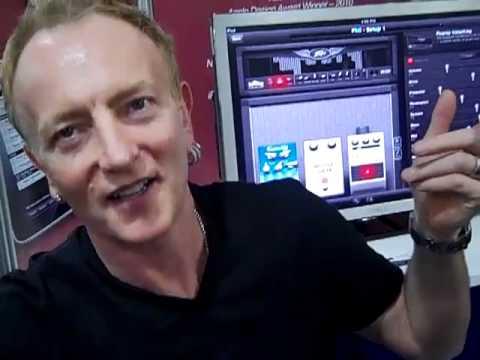 NAMM 2011: Phil Collen (Def Leppard) Interview