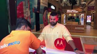 Buying The First Moto Z2 Play From The First Moto Hub Store For Giveaway !