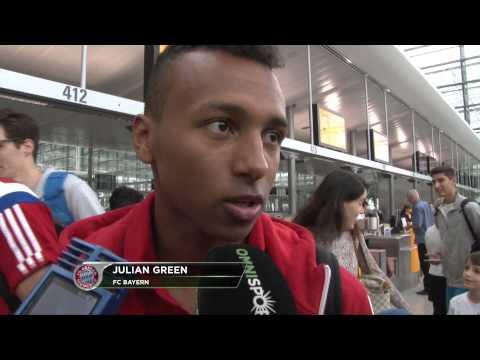Julian Greens Reisetruppe startet mit Problemen | Der FC Bayern München in den USA