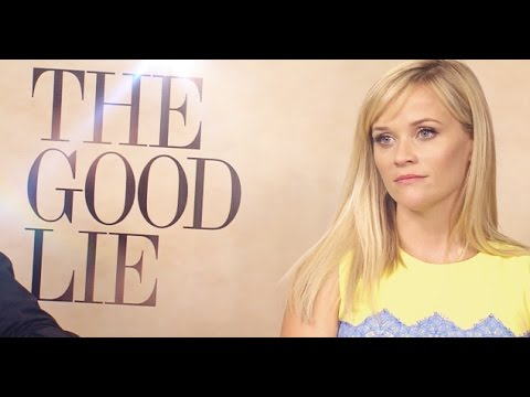 THE GOOD LIE Interviews; feat: Reese Witherspoon, Ger Duany, Corey Stoll and Sarah Baker
