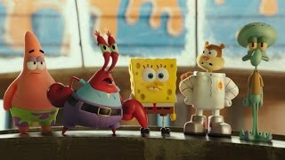 'The SpongeBob Movie: Sponge Out of Water' Interview