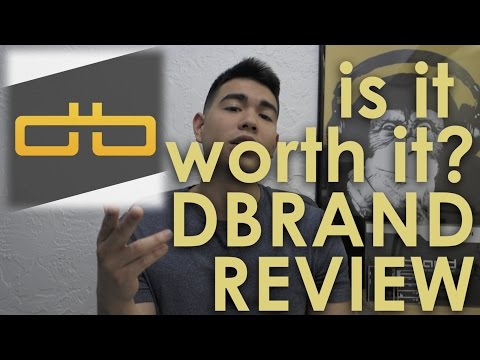Are Phone Skins worth the money? The Dbrand iPhone and iPad Skins Review 📱