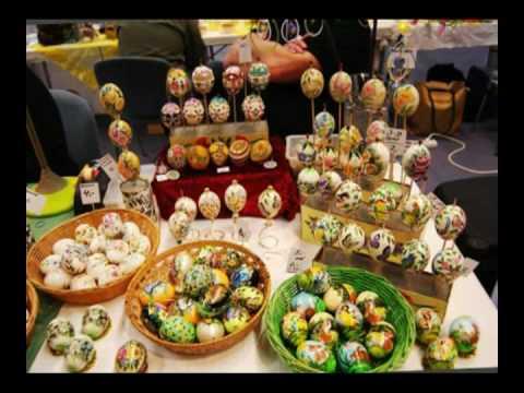 Húsvéti Tojás Festés