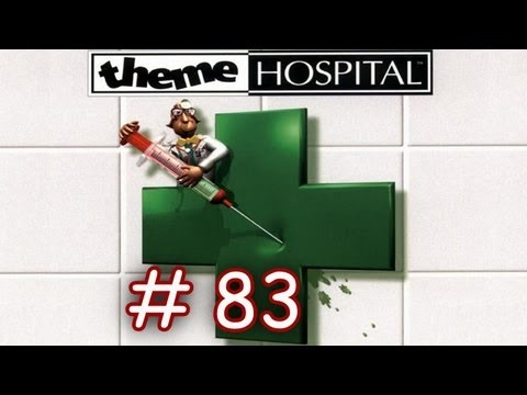 Let's Play Theme Hospital p83: POPING UP SOME CHERRIES!